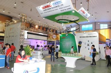 Sắp diễn ra Triển lãm Vietnam ICT Comm 2018